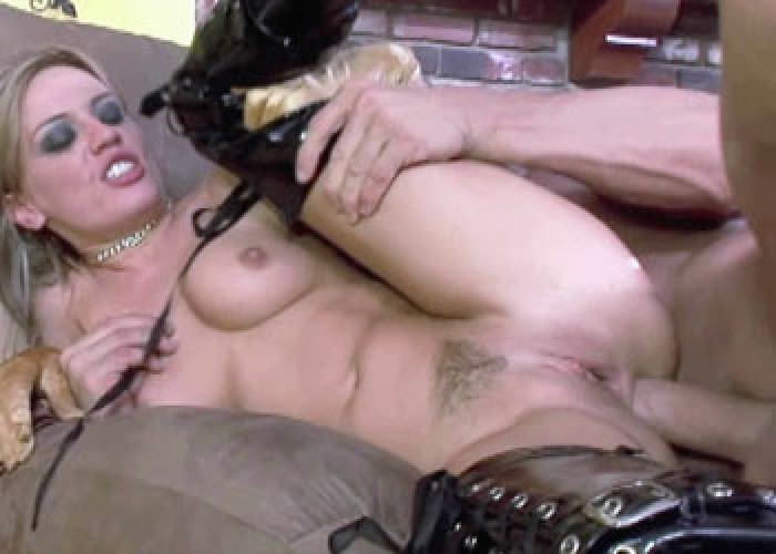 Holly Wellin gets fucked in the ass